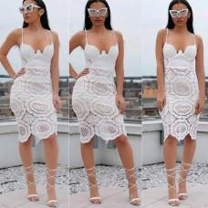 Nad Elegancia Crochet Dress