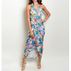 Tamy Jade Floral Dress